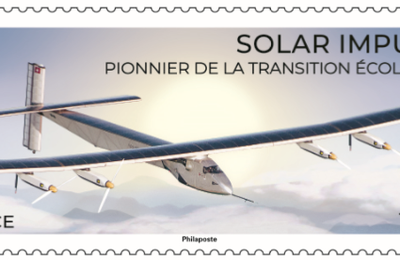 Programme philatélique 2021   Solar Impulse