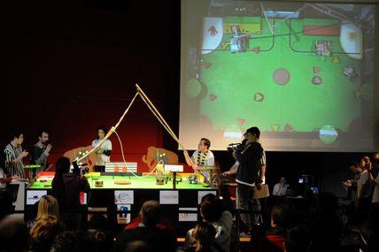 Trophées de Robotique 2014 : match serré à Toulouse