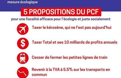 Prix des carburants : les propositions du PCF