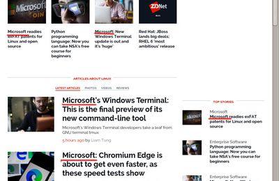 FBI Debacle, Microsoft's 'free' Windows Has Ads