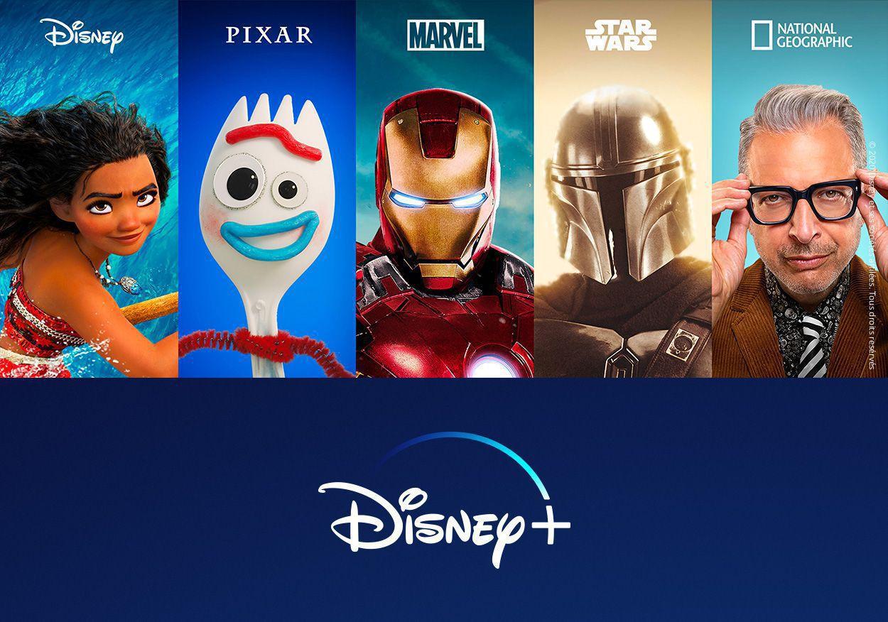 Pour les fêtes de fin d'année, offrez un abonnement d'un an à Disney+ !