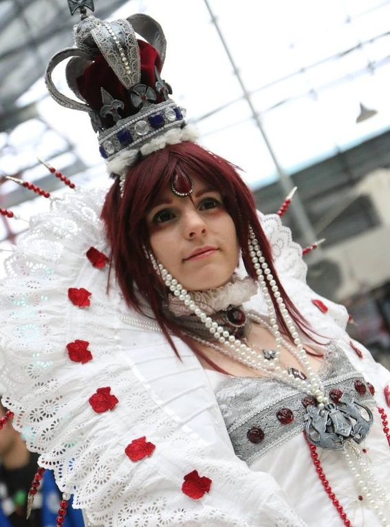 Cosplay Japan Expo 2014 Dimanche