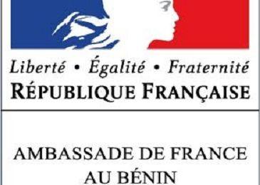 BENIN - Ambassade de France à Cotonou : Le Bénin menacé d'attaques terroristes