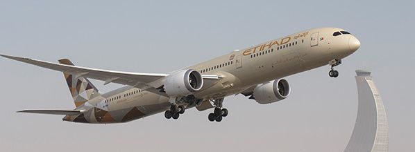 Etihad Airways introduces larger aircraft to accommodate growth of three key asian routes