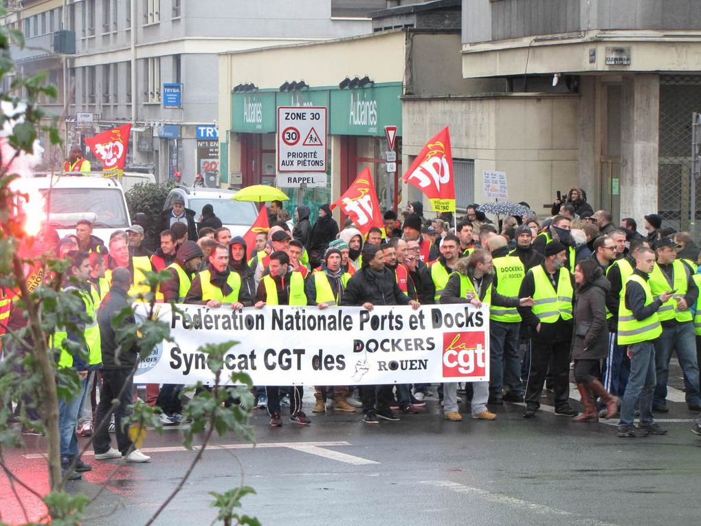 Manifestation du 31 mars 2016
