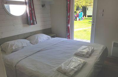 Notre première expérience du camping avec Sandaya au Château des Marais