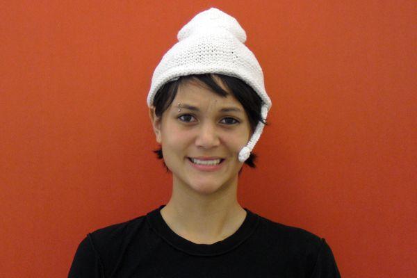 Un chapeau qui force à sourire !