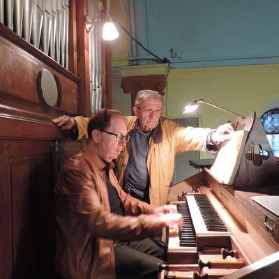 visite à l'orgue