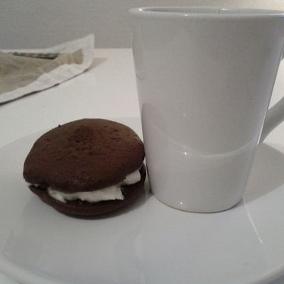 WHOOPIE PIES façon OREO CACAO VANILLE