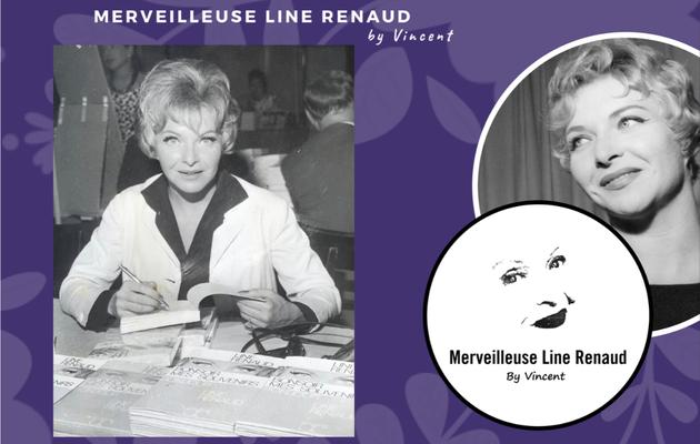 PHOTOS: Line Renaud dédicace son livre « Bonsoir mes souvenirs»