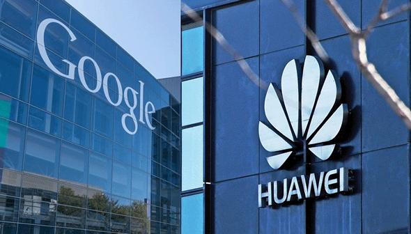 Les services Google pourraient bientôt être réintégrés sur les appareils Huawei