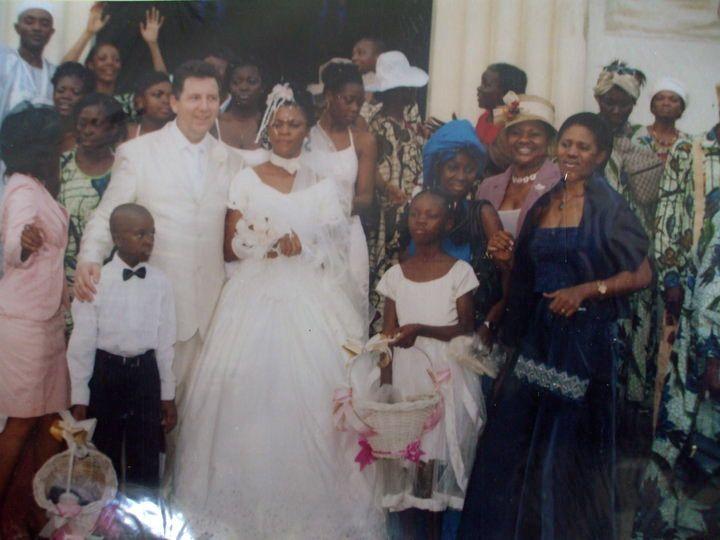 Mariage Célébré au Cameroun