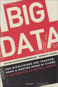 Vikto Mayer-schonberger, Kenneth Cukier: Big Data