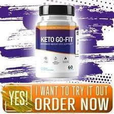 Keto GO Fit - Weight loss Supplement Fat Burner