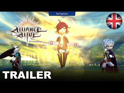 [ACTUALITE] The Alliance Alive HD Remastered - Une vidéo de gameplay