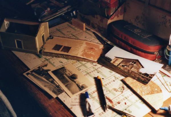 Album - Pommier en construction