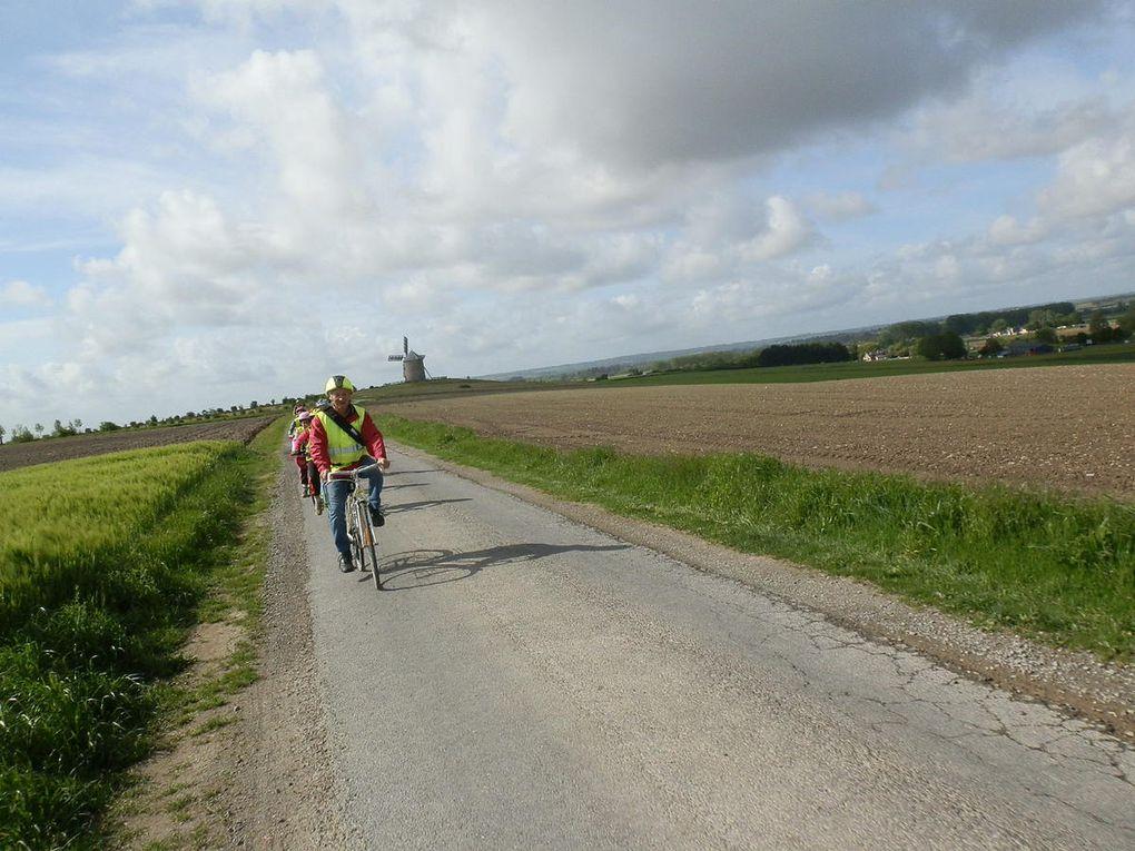 Sortie cycliste CM1 CM2