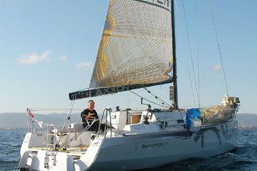 15 ans après Eric Tabarly, le skipper Philippe Massu a perdu la vie au cours d'une régate
