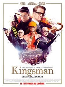 Kingsman - Services secrets de Matthew Vaughn (2015)