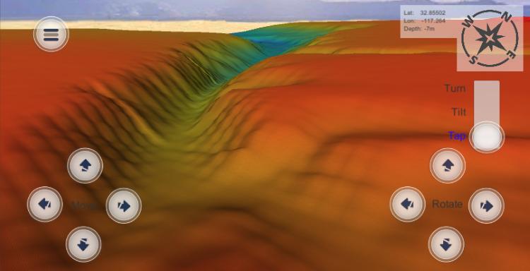 La société niçoise Eauligo remporte un premier prix pour l'appli océanographique SeaSee!