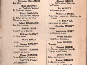"""J.-H. Rosny Jeune """"Le Banquet de Platon"""" (Plon - 1942)"""