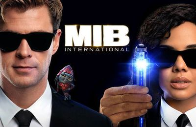 News et quelques films : space sweepers, indestructibles 2, men in black international, monstres contre alien