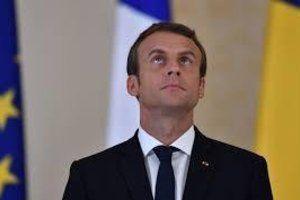 La cote de popularité de Macron replonge
