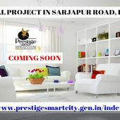 Prestige Estates Projects Limited - Pre Launch Residential Project In Sarjapur Road, East Bangalore - Design | Smart City Prestige | Touchtalent