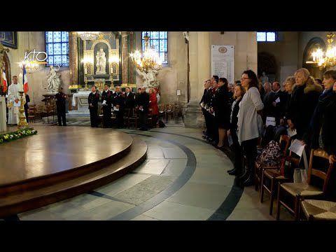 Messe de la Saint Martin ce jeudi 14 novembre 2019 à 10h en l'église Saint Germain des Prés à Paris