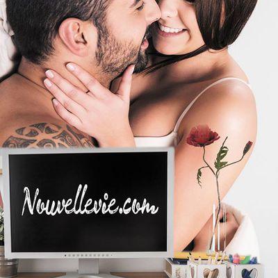 """Chronique 6-21: """"Nouvelle vie.com"""" de Jenna Ric's"""