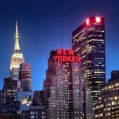 ★★★★ The New Yorker, A Wyndham Hotel, New York, USA