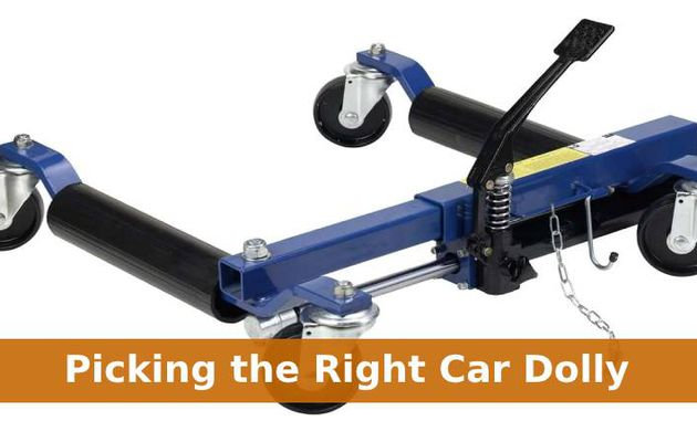 Picking the Right Car Dolly