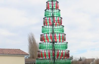 Joli recyclage de saison