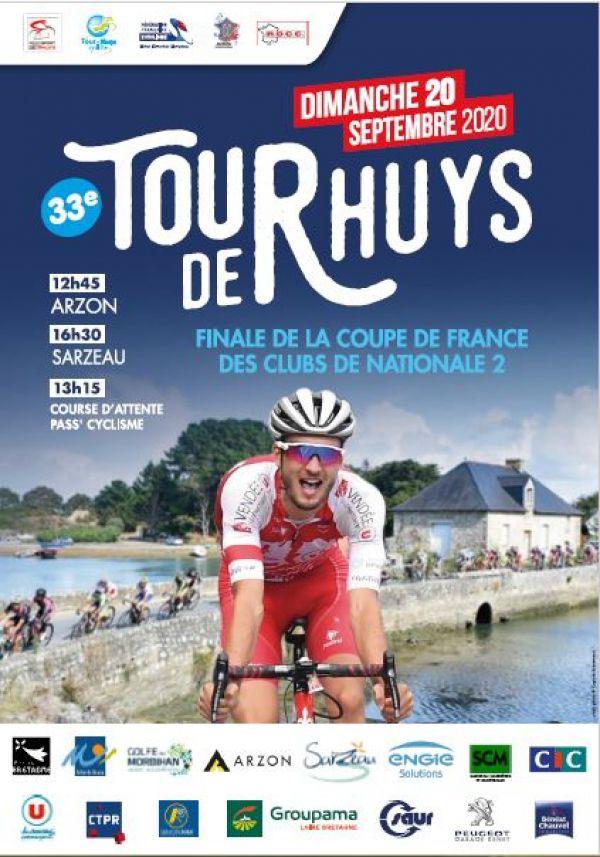 Dimanche, finale de la N2 au Tour de Rhuys