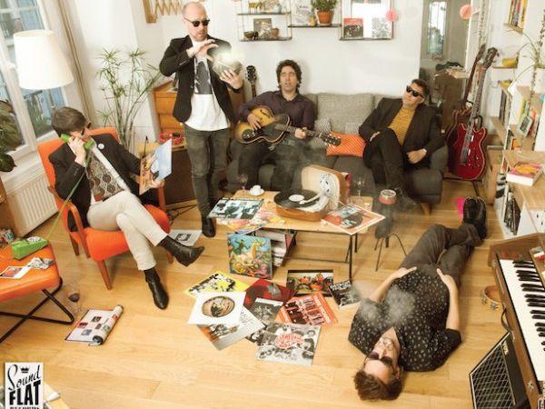 the norvins, un groupe français en passe de s'imposer comme le meilleur groupe garage rock hexagonal