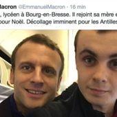 La gaffe qu'Emmanuel Macron va traîner pendant son voyage aux Antilles