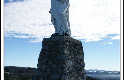 Le pic de la Garde à St Jean des Ollières