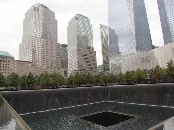New York : le site du 11 septembre