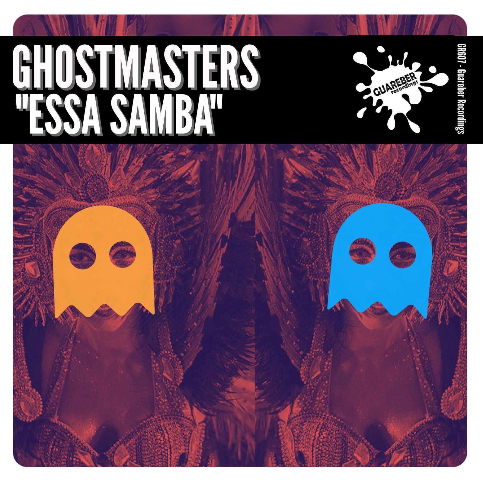 GR607 GhostMasters - Essa Samba (Extended Mix)