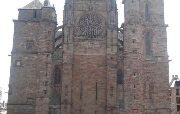 Belle Cathédrale de Rodez