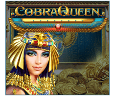 machine a sous mobile Cobra Queen logiciel Red Tiger Gaming