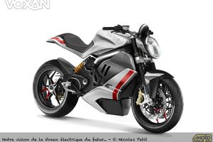 PRESS Vision - VOXAN electric and BMW R1200RT LC by Wunderlich