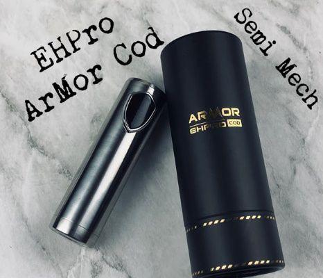 Test - Mod - Armor COD de chez Ehpro
