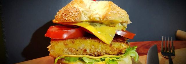 Hamburger au colin