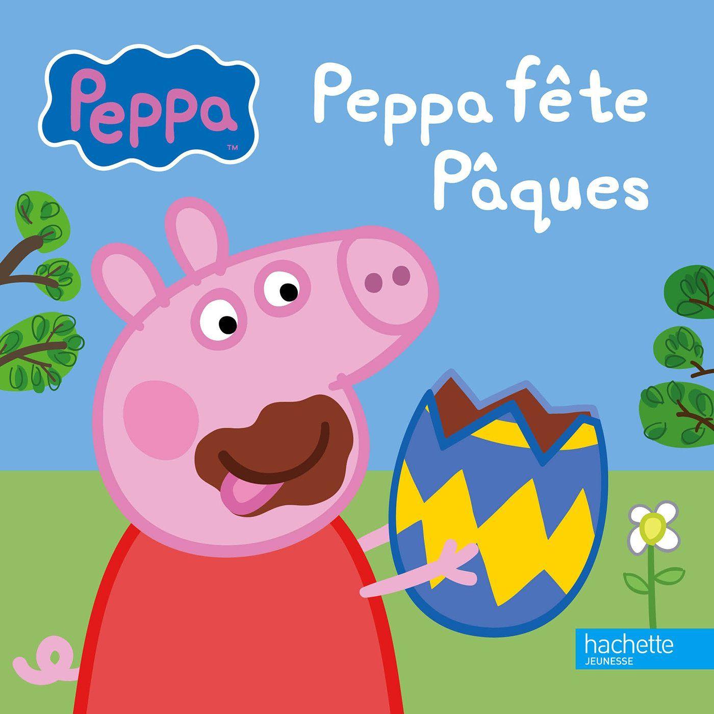 Peppa Pig fête Pâques