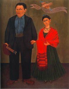 Huiles et Fresques. Oeuvres de Frida Khalo et des Muralistes : Rivera, Siqueiros, Orozco
