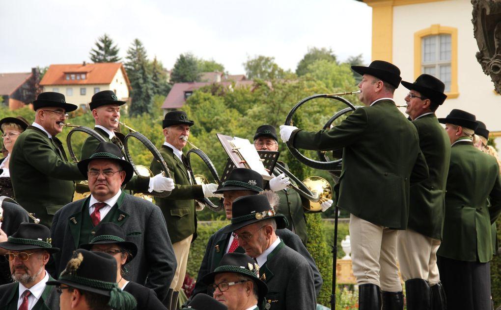 Album - Jagdhornblaeserkonzert Hofgarten