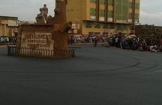 Butembo : le centre-ville change de visage chaque jour qui passe.