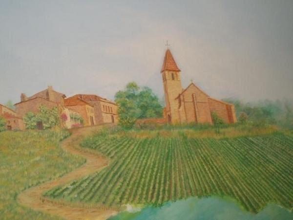 Album - fresque à la-mairie