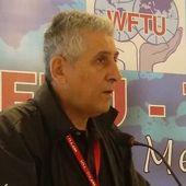Les autorités américaines refusent de délivrer un visa à George Mavrikos, Secrétaire Général de la FSM